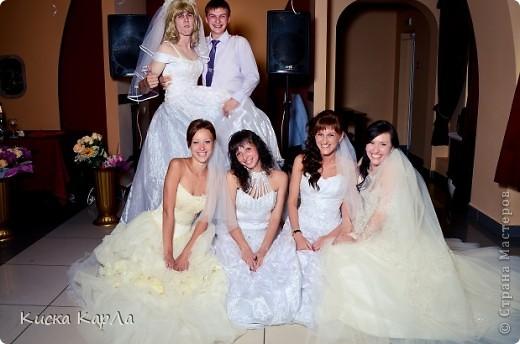 Не верьте, что пятница 13-ое - плохой день ... 13 июля 2012 года мой старший брат женился ... и этот день был очень счастливым !!! Сейчас я вам всё расскажу и покажу ... фото 36