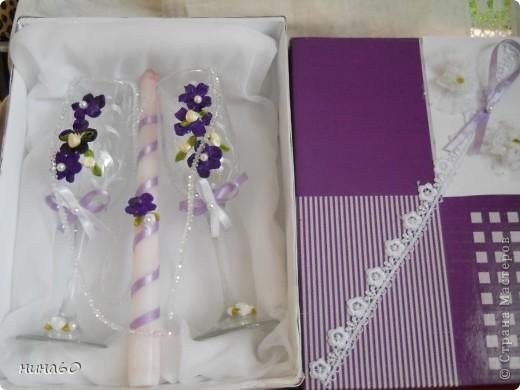такой наборчик фиолетовый,лепила из Кера-пласт(санкт-Петербург,производство) фото 1