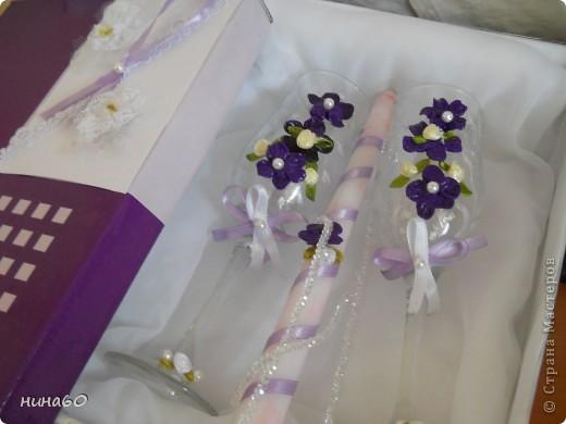 такой наборчик фиолетовый,лепила из Кера-пласт(санкт-Петербург,производство) фото 3