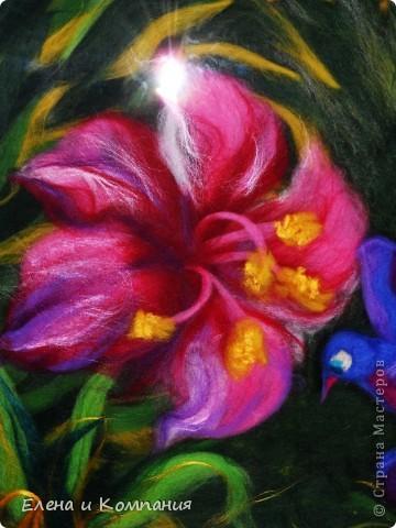 картина цветок: