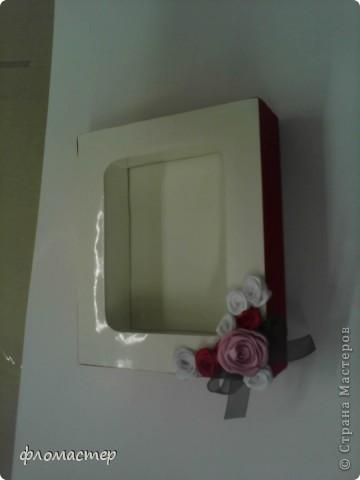 Такая быстрая рамочка-полочка для одной девочки Насти фото 2