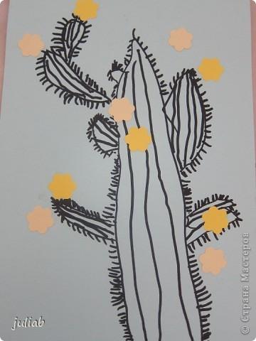 Вот такю папку для детских работ я сделала. фото 3