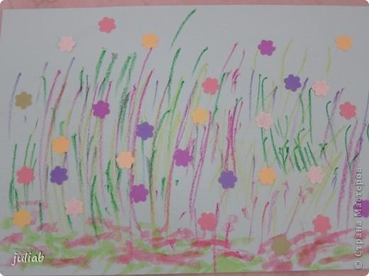 Вот такю папку для детских работ я сделала. фото 4