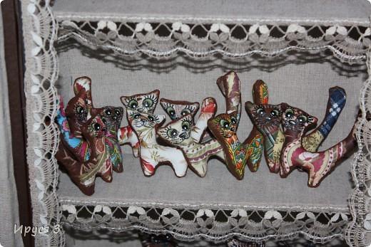 Нашилось много  маленьких игрушечек , показать всех постепенно не было возможности , поэтому котики и мишки здесь , все в одном посту ...-)))  фото 8
