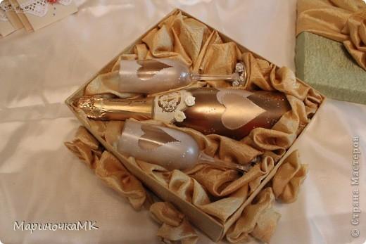 Мой первый свадебный набор! фото 1