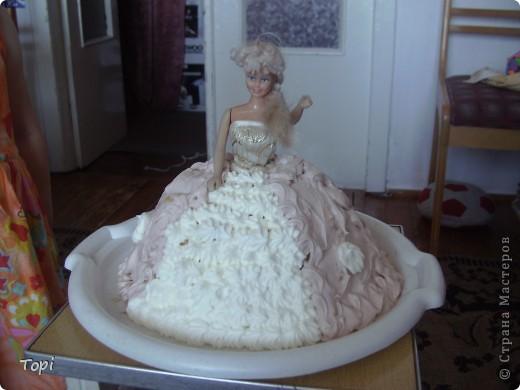 Тортик для донечки