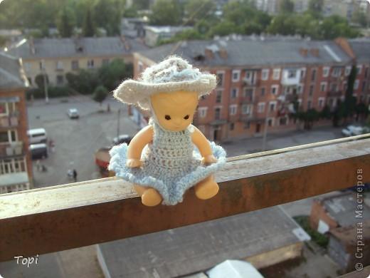Нове вбрання для ляльки. фото 1
