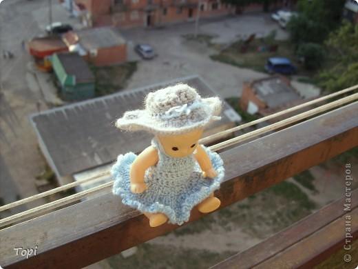 Нове вбрання для ляльки. фото 2