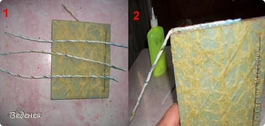 """Срочно потребовалось чем-то оформить стену на отремонтированной кухне. Как раз, к случаю, обнаружилась целая стопка стареньких """"советских"""" керамических плиток. фото 4"""