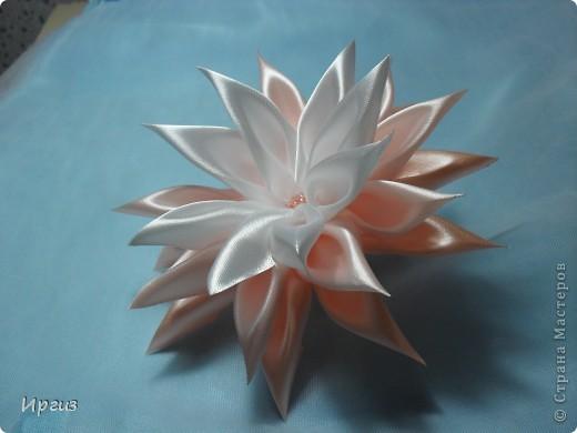 Вот такой цветок получился. фото 3
