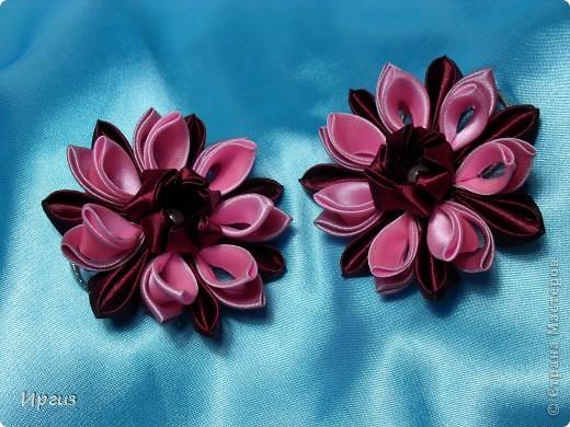 Вот такой цветок получился. фото 4