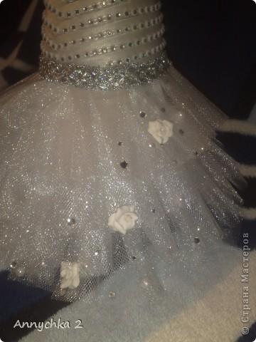 Украшение юбки