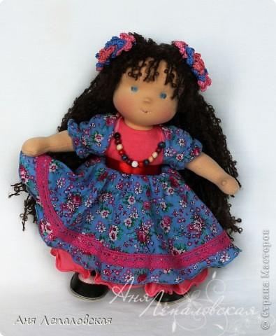 Кукла делалась по персональному заказу :) фото 2