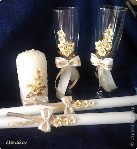 золото и шампань фото 1