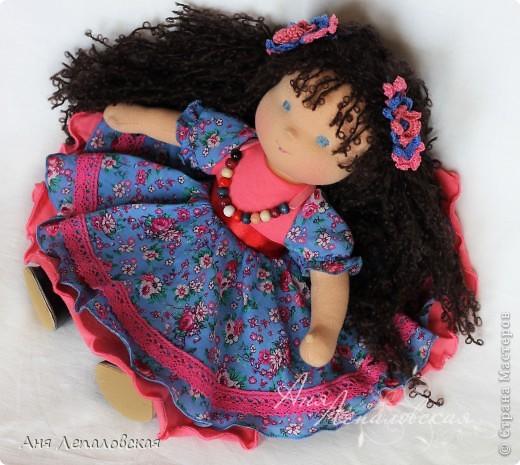 Кукла делалась по персональному заказу :) фото 3