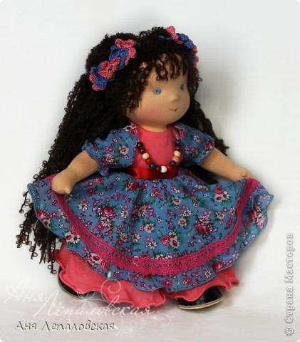 Кукла делалась по персональному заказу :) фото 1