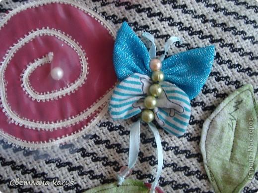 """подушка-игрушка развивающая """"На цветочной полянке"""" фото 3"""