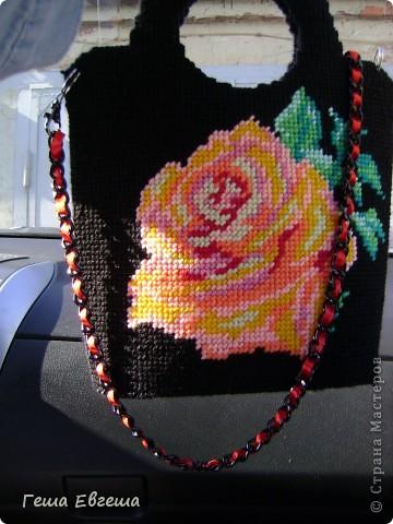 Доброго всем времени суток, ну вот и я наконец-то закончила свою сумочку, идею по ее созданию нашла конечно же в СМ, спасибо Юстас http://stranamasterov.ru/node/228147. фото 1