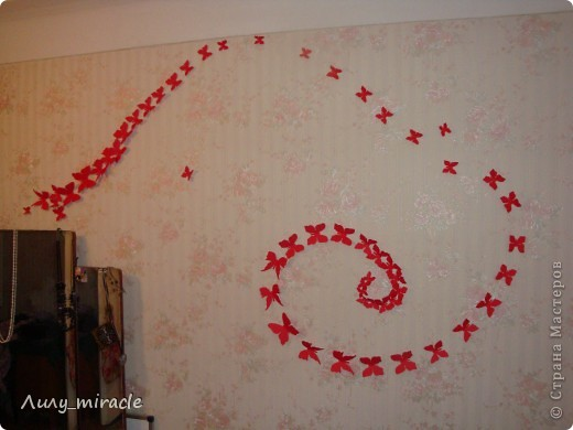 Какое украшение можно сделать в комнату своими руками 90