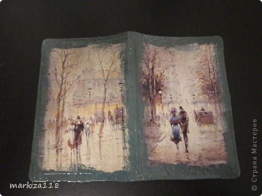 Ообложки для паспорта фото 1