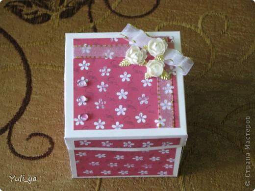 Вот такие коробочки с сюрпризом... фото 3
