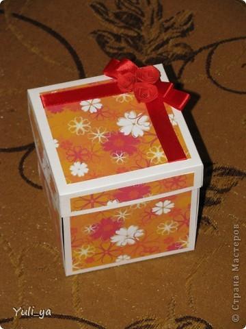 Вот такие коробочки с сюрпризом... фото 7