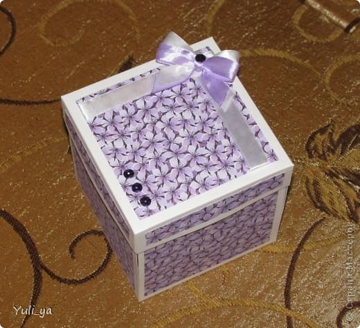 Вот такие коробочки с сюрпризом... фото 5