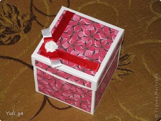 Вот такие коробочки с сюрпризом... фото 1