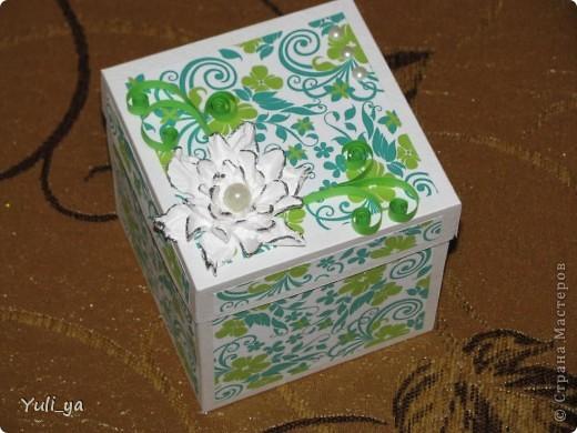 Вот такие коробочки с сюрпризом... фото 9