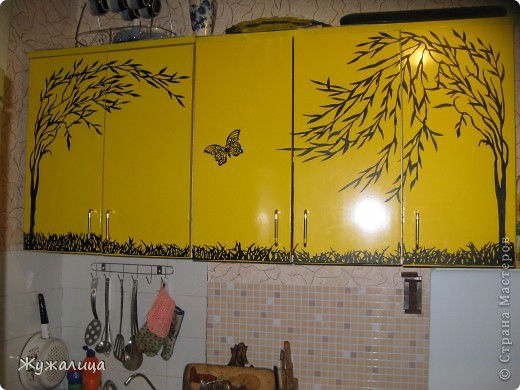 Добрый день жители СМ. Давно хотела похвастаться своей обновленной кухней. Но подготовка к выставке отнимала все время.  фото 5