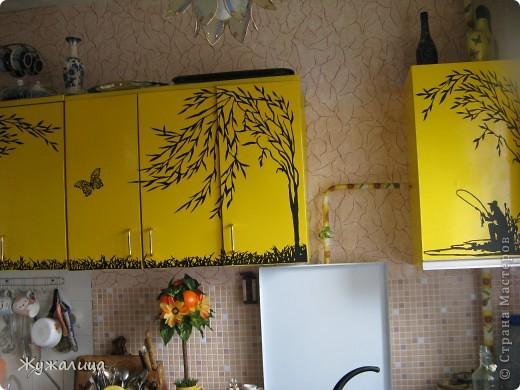 Добрый день жители СМ. Давно хотела похвастаться своей обновленной кухней. Но подготовка к выставке отнимала все время.  фото 11