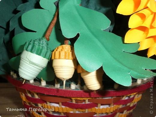 Доброго времени суток, дорогие жители СМ! Продолжаю свою серию цветочных корзинок. Сегодня хочу подарить ВАМ георгины, которые я снова поселила в корзинку от Светланы  http://stranamasterov.ru/node/377437     Георгин - каприз, непостоянство... фото 8
