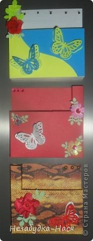 Вот такие органайзеры народились)))Верхний для мамы(в цвет кухни),а остальные подружкам. фото 1