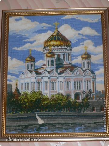 Храм Христа Спасителя фото 1