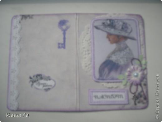 Обложки на паспорт. фото 7
