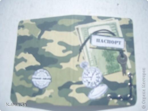 Обложки на паспорт. фото 8