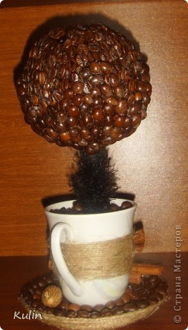 кофейное трио, высота 22 см,диаметр 14 см. В стране много уже есть чашек с блюдцем кофейный, но еще что бы с деревом,пока не видела(возможно ошибаюсь), вот решила попробовать создать композицию из трех кофейный предметов фото 14