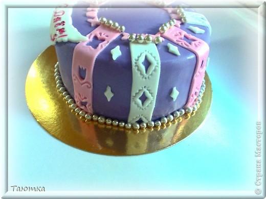 Совсем простой тортик фото 2