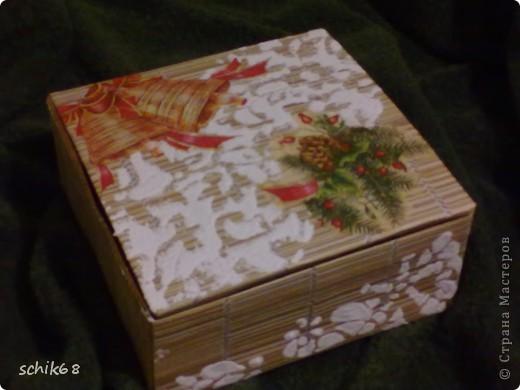Коробочки, шкатулочки фото 1