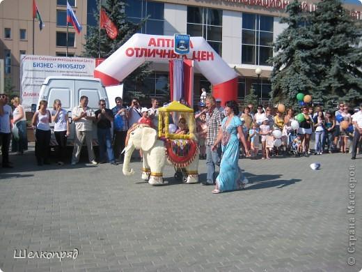 В седьмой раз поводят в нашем городе парад колясок. В первую очередь хочу показать ту коляску, которая мне понравилась больше всего. фото 7