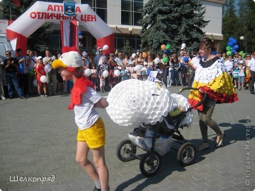 В седьмой раз поводят в нашем городе парад колясок. В первую очередь хочу показать ту коляску, которая мне понравилась больше всего. фото 8