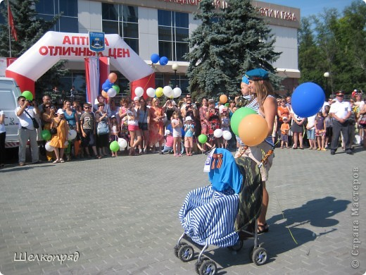 В седьмой раз поводят в нашем городе парад колясок. В первую очередь хочу показать ту коляску, которая мне понравилась больше всего. фото 38