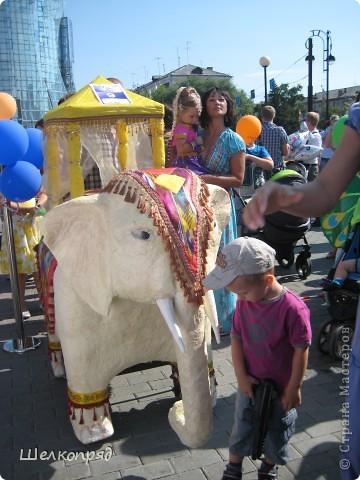 В седьмой раз поводят в нашем городе парад колясок. В первую очередь хочу показать ту коляску, которая мне понравилась больше всего. фото 51