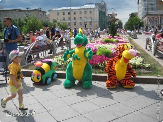 В седьмой раз поводят в нашем городе парад колясок. В первую очередь хочу показать ту коляску, которая мне понравилась больше всего. фото 74