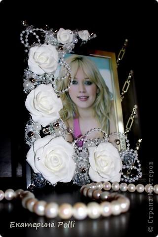 Свадебная рамочка))) фото 1