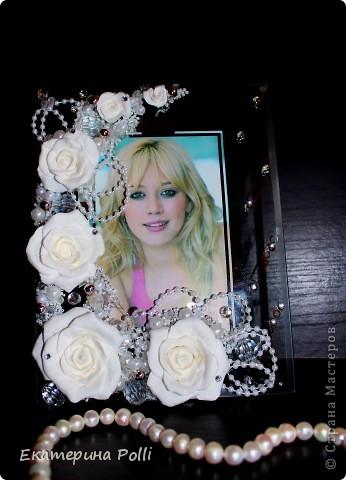 Свадебная рамочка))) фото 3