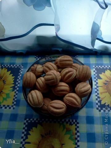Вот такие орешки получились по рецепту Ольги Хоцкой http://stranamasterov.ru/node/249906