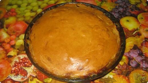 Здравствуйте, уважаемые жители Страны Мастеров! Хочу поделиться с вами рецептом вкусного и недорогого пирога.  Для теста понадобится:  - 3 яйца - 3 столовые ложки майонеза - мука - чуть-чуть соды  Вот и всё! фото 10