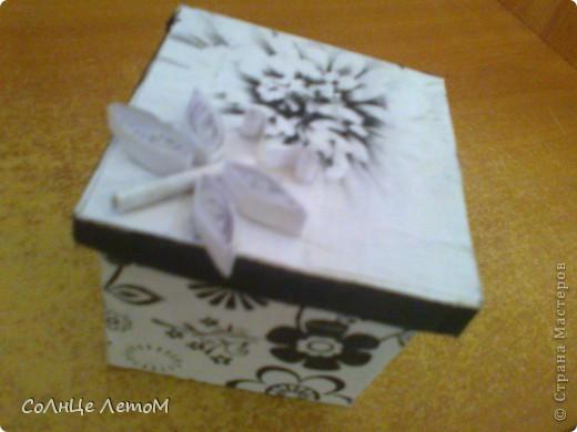 """Доброе время суток! Представляю вашему вниманию 2 коробочки. на первую меня вдохновила коробочка  Ирины Соколовой (ссылка на профиль:  http://stranamasterov.ru/user/50791, ссылка на коробочки: http://stranamasterov.ru/node/381296), спасибо вам огромное!;) Вот такая коробочка """"Париж"""" фото 2"""