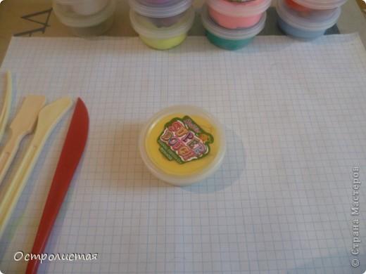 Здравствуйте! Сегодня мы сделаем дракона ,нам нужны: фимо(или пластика),стеки и руки-крюки! фото 2